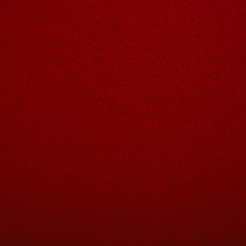 Boiled wool 100% wool red fabric