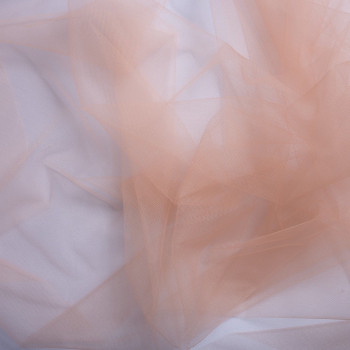 Skin illusion tulle fabric