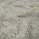 Calais lace laminette silver