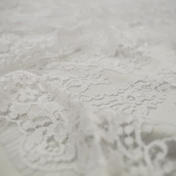 Calais lace white