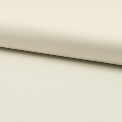 Poplin fabric 100% cotton raw white