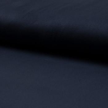 Tissu suédine bleu marine foncé