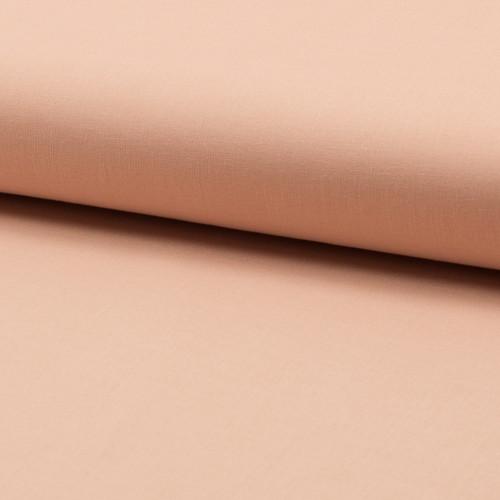 Cotton voile fabric 100% cotton salmon pink