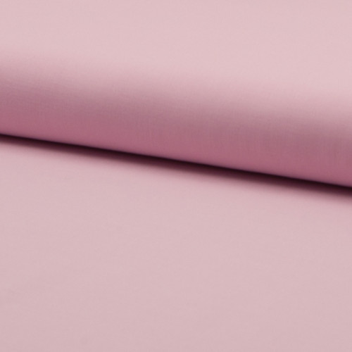 Tissu voile de coton 100% coton rose