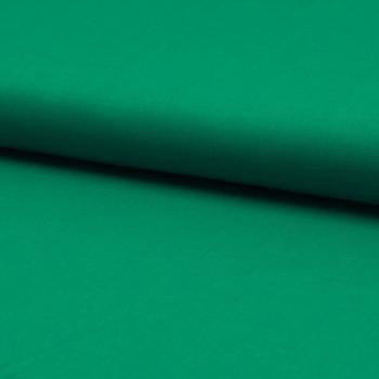 Tissu voile de coton 100% coton vert émeraude