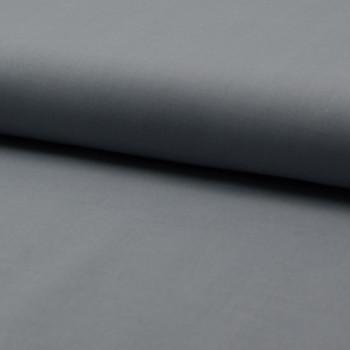 Tissu voile de coton 100% coton gris argent