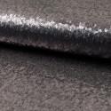 Tissu paillettes cocktail gris anthracite