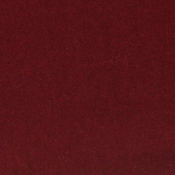 100% cotton burgundy velvet fabric
