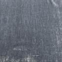 Pearl grey sandwashed silk velvet fabric