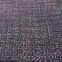Tissu tissé et irisé effet tweed rose