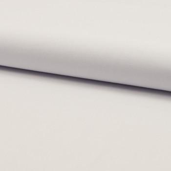 Tissu popeline 100% coton antibactérien blanc