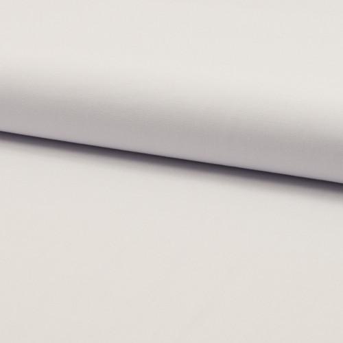 White 100% cotton antibacterial poplin fabric