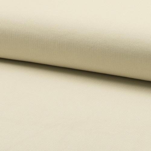 Tissu velours côtelé 100% coton écru
