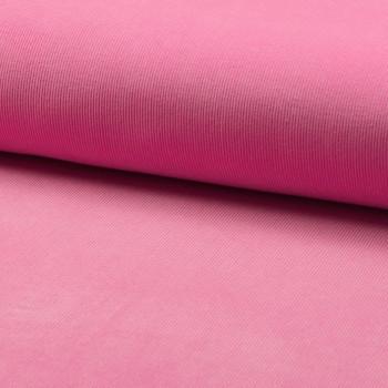 Corduroy fabric 100% cotton pink
