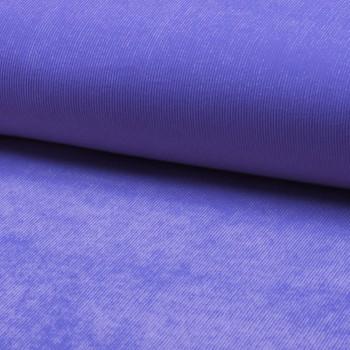 Tissu velours côtelé 100% coton parme