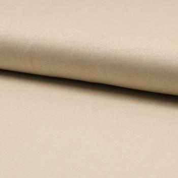 Tissu suédine beige clair