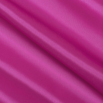 Tissu doublure 100% acétate fuchsia