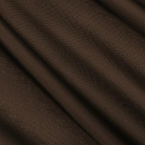 Lining fabric 100% acetate brown