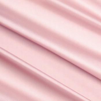 Tissu doublure pongé 100% cupro rose clair