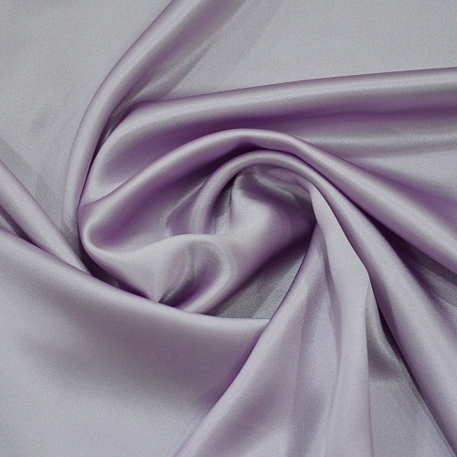 Parma satin fabric 100% silk