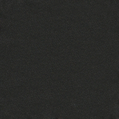 Plain black jacquard silk fabric
