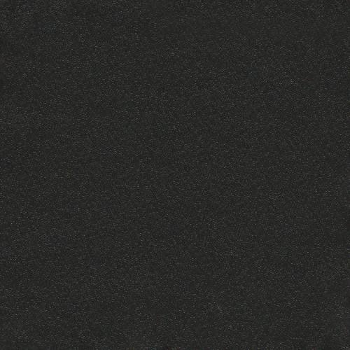 Tissu jacquard de soie uni noir