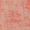 Tissu jacquard dégradé corail fil or
