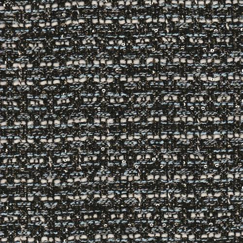 Tissu tissé et irisé effet tweed