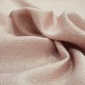 Pink silk jacquard fabric