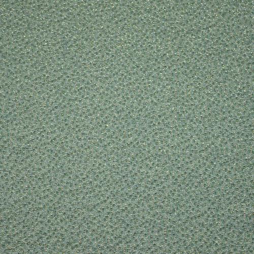 Pistachio green silk jacquard fabric