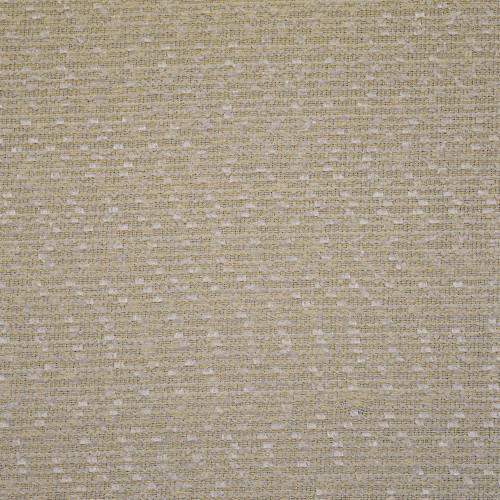 Tissu tissé et irisé effet tweed écru