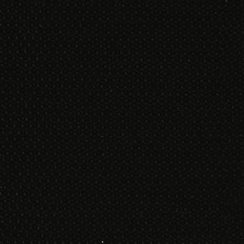 Tissu paillettes cousues sur double tulle noir