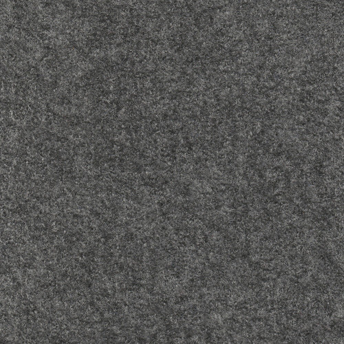Boiled wool 100% wool fabric grey