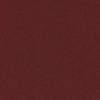 Tissu laine bouillie 100% laine bordeaux