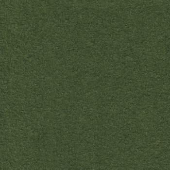 Tissu laine bouillie 100% laine vert mousse