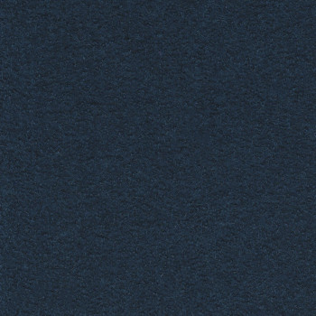 Tissu laine bouillie 100% laine bleu indigo