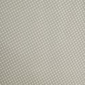 Tissu voile 100% polyester plumetis blanc
