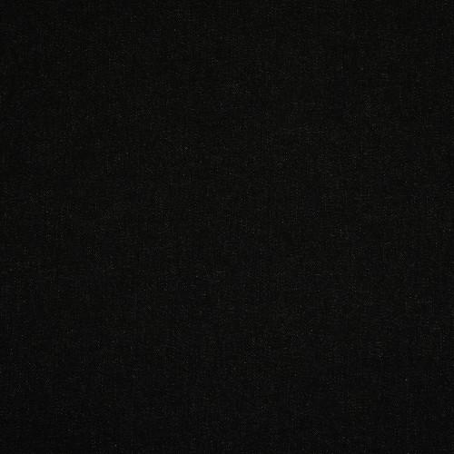 Tissu jean denim stretch noir