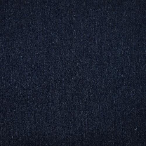 Dark blue denim fabric