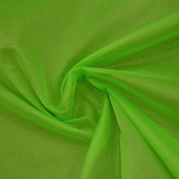 Tissu organdi vert anis