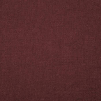 Tissu 100% laine bordeaux